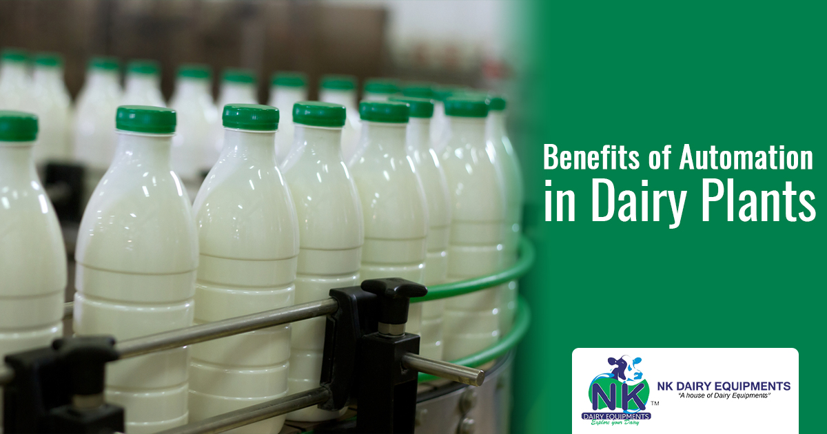 Benefits of Automation in Dairy Plants