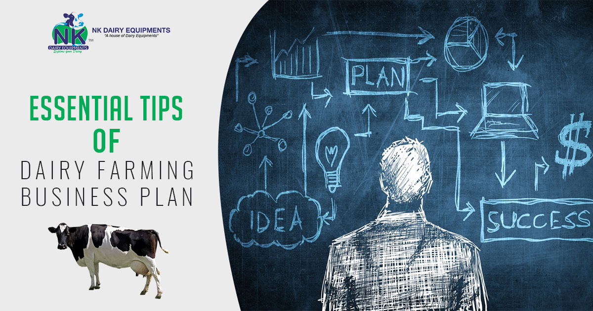 Essential Tips of Dairy Farming business plan