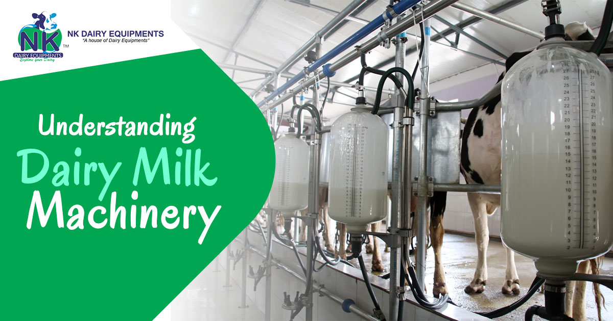 Understanding Dairy Milk machinery